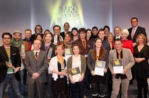 Designstudenten aus Frankfurt gewinnen MKN-Award in Mainz