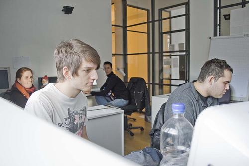 Impressionen european school of design for Design studium frankfurt