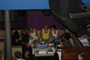 Detlef Wildermuth mit weiteren Jury-Mitgliedern und Schirmherrin Claudia Roth