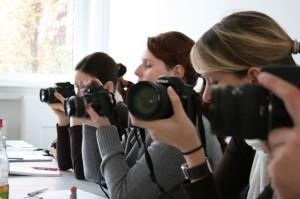 Fotografie - eine der elementaren Gestaltungstechniken