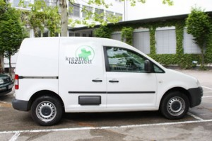 KreativLazarett_die Ambulanz zur schnellen Einlieferung