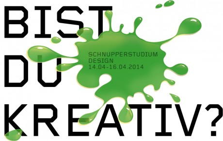 schnupperstudium design