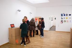 Ausstellung vom WS 2012:2013-2