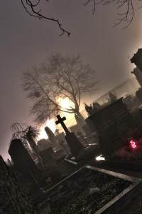 Friedhof HDR