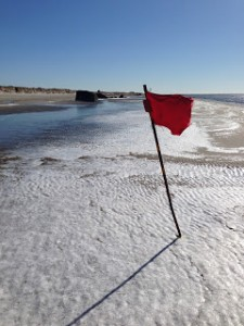 Frozen North Sea-2