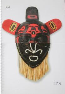 Maske von Designstudentin