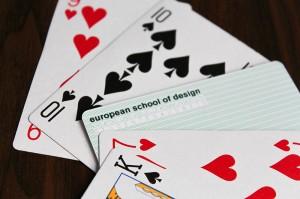 Gute Karten für Designstudenten