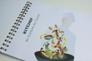 Design Studentin entwirft ein Buch2