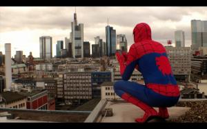 Design Studium Spiderman