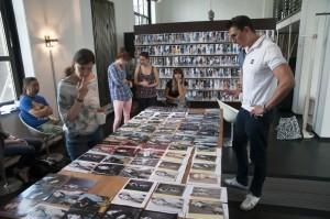 Design schule kooperation mit East West Models