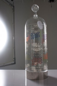 Design Taucherflasche