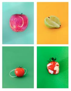 Meloncholy , Kreative Umsetzung von zweideutigem Obst/ Gemüse