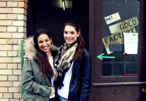 Laura & Odelia