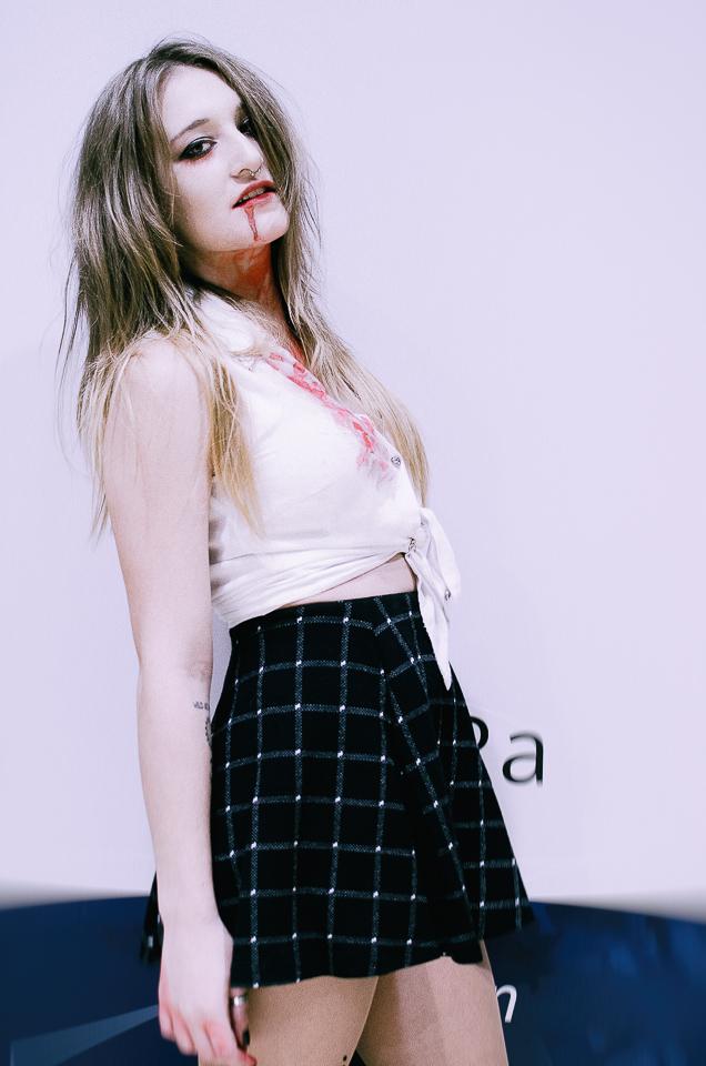 Vampir Studentin