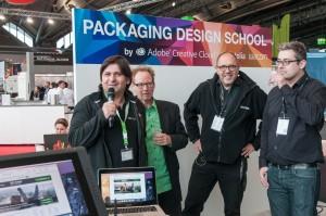 Designstudenten bei Viscom-1