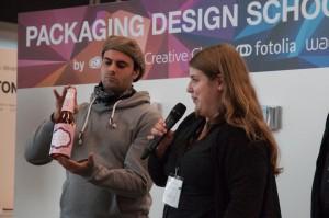 Designstudenten bei Viscom-13