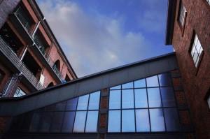 Fabrik in Berlin
