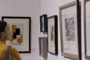 Stand der Gildens Arts Gallery