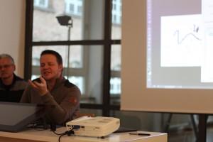 Wacom besucht Design Studenten