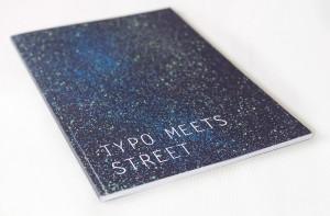 Das erste eigene Typografiebuch im Designstudium
