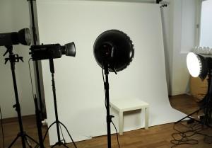 Fotostudio der ESOD