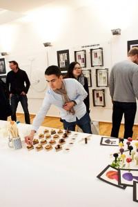 Semesterausstellung im Designstudium