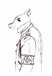 nazischwein