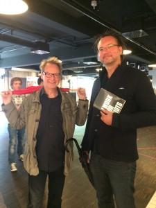 Designdozenten in Hamburg, beim ADC