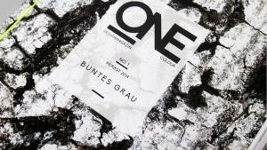 """Magazin-Titel """"Grau"""" von Designstudentin Nicole Niedziela"""