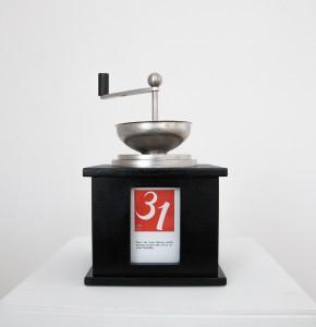Der Kaffeemühlen-Kalender