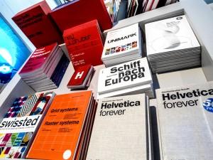 Designstudent auf den Spuren der Helvetica