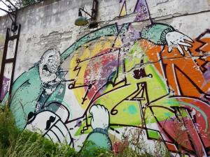 patarei prison art in tallinn