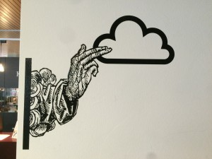 Die Cloud im Gutenberg-Museum