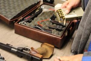 Pistolenkoffer