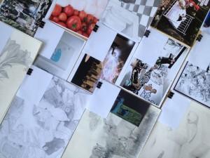 Designstudium Mappenpräsentation