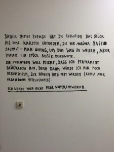 Verlockendes Glücksangebot - Stefan Sagmeister