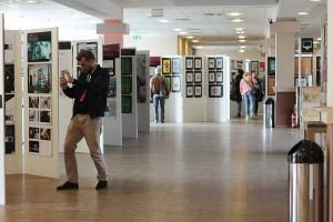 Designstudenten im ADC Nachwuchswettbewerb