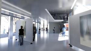 Paradieshof_Entwurf_Ausstellungsfläche_European School of Design