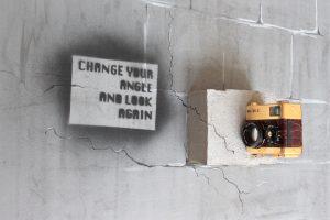 Change your angleBLOG