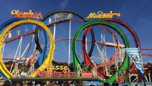 Wiesn Olympia Looping