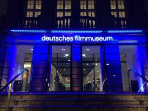 design student im filmmuseum