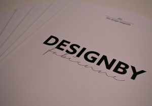 "Cover ""DESIGNBY"""