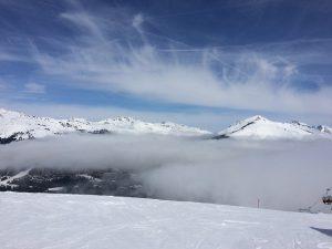 Im Himmel der Alpen