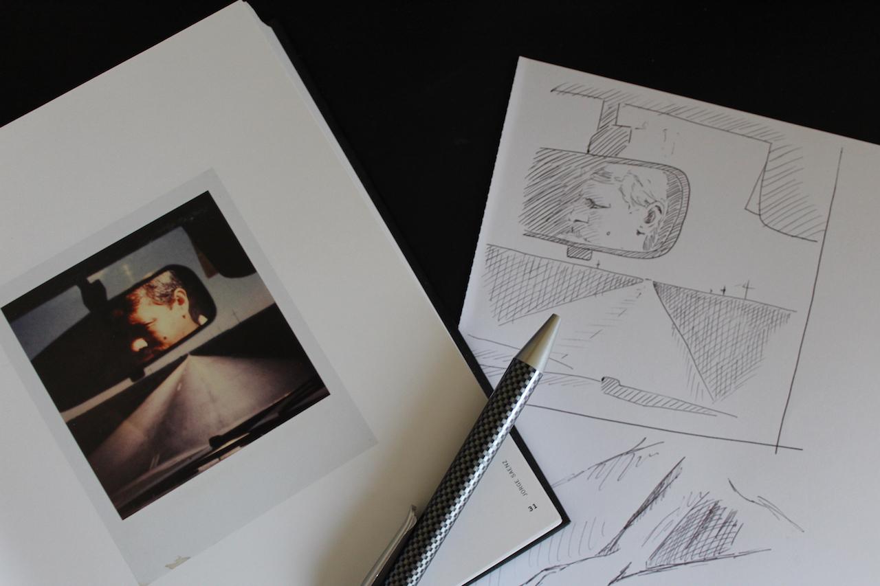 Designstudent sucht nach Inspirationen | european school of design