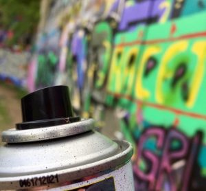 Graffitiwand