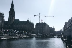Designstudenten in Hamburg