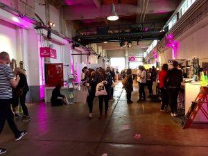 Der Junior Kongress von innen - Informationen sammeln für Designstudenten