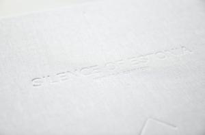 Silent Estonia Titel von Designstudentin Vita Lubinsen
