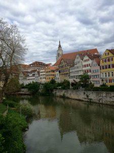Tübingen Fluss