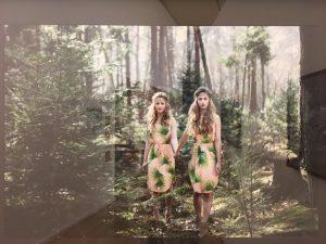 unerwartete Beobachtung auf Sandra Manns Ausstellung